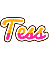 Tess smoothie logo