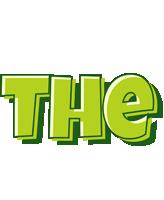 The summer logo
