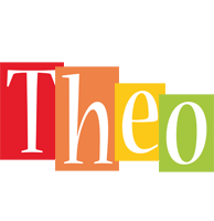 Theo colors logo