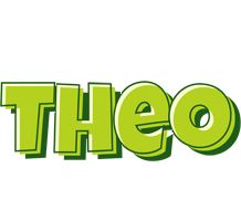 Theo summer logo