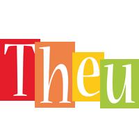 Theu colors logo