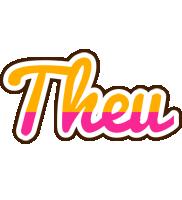 Theu smoothie logo
