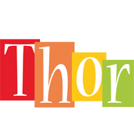 Thor colors logo