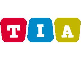 Tia kiddo logo