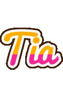 Tia smoothie logo