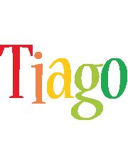 Tiago birthday logo