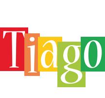 Tiago colors logo