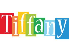 Tiffany colors logo