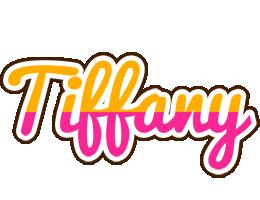 Tiffany smoothie logo