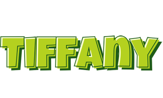 Tiffany summer logo