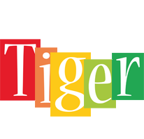 Tiger colors logo
