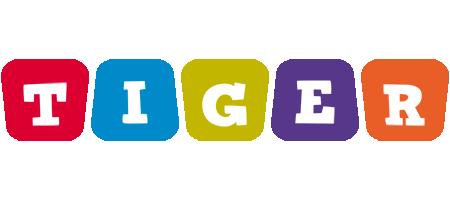 Tiger kiddo logo