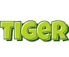 Tiger summer logo