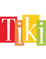Tiki colors logo