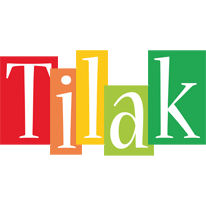 Tilak colors logo