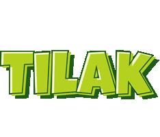Tilak summer logo