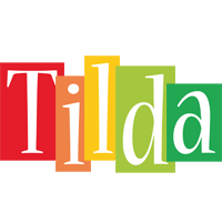 Tilda colors logo