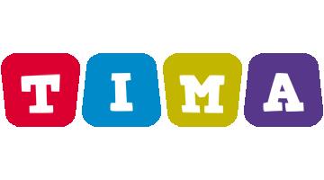 Tima kiddo logo
