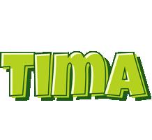 Tima summer logo