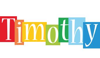Timothy colors logo