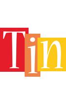 Tin colors logo