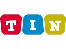 Tin kiddo logo