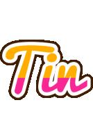 Tin smoothie logo