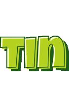 Tin summer logo