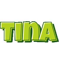 Tina summer logo