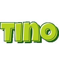 Tino summer logo