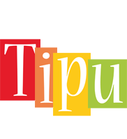 Tipu colors logo