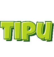 Tipu summer logo