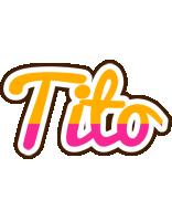 Tito smoothie logo