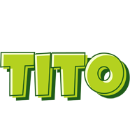 Tito summer logo