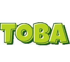 Toba summer logo