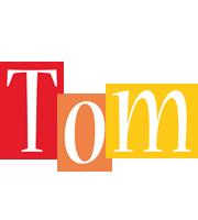 Tom colors logo
