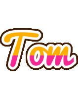 Tom smoothie logo
