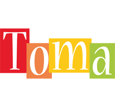 Toma colors logo