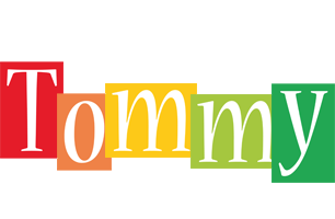 Tommy colors logo