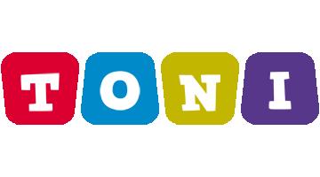 Toni kiddo logo