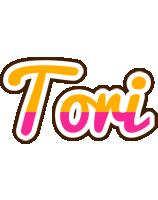 Tori smoothie logo
