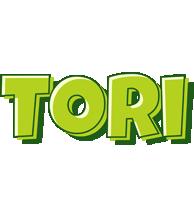 Tori summer logo