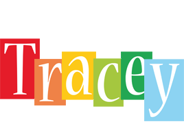 Tracey colors logo