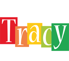 Tracy colors logo