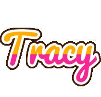 Tracy smoothie logo