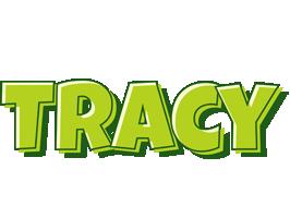 Tracy summer logo