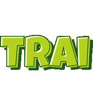 Trai summer logo