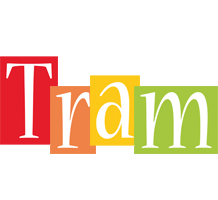 Tram colors logo