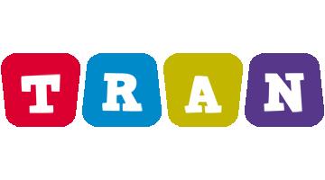 Tran kiddo logo