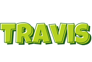 Travis summer logo